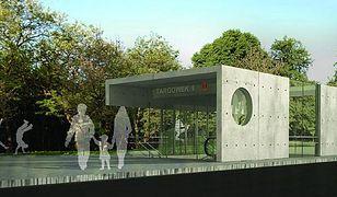 Wizualizacja metra na Targówku