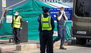 Koronawirus. Irlandia odnotowała nagły wzrost liczby zmarłych