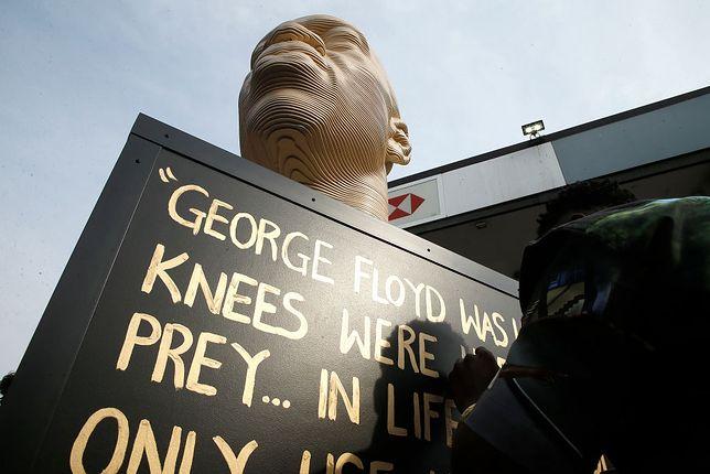 Śmierć George'a Floyda. Policjant z USA usłyszał wyrok