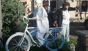 Halloween - nawiedzony dom