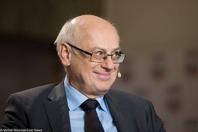 Zdzisław Krasnodębski przyznał, że słyszał o tym, że Jarosław Kaczyński ma zostać premierem