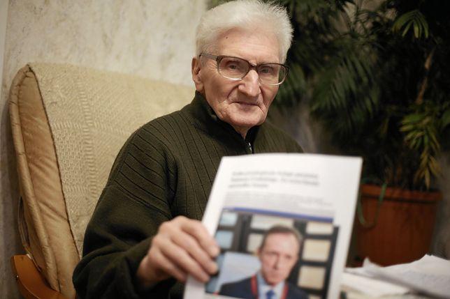 Tadeusz Staszczyk, były pacjent Tomasza Grodzkiego