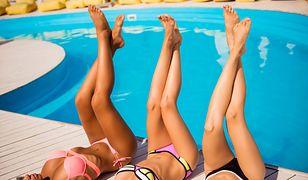 Aby wyszczuplić nogi należy stosować redukcyjną dietę i wykonywać regularne treningi.