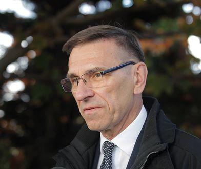 Prezydent Olsztyna Piotr Grzymowicz