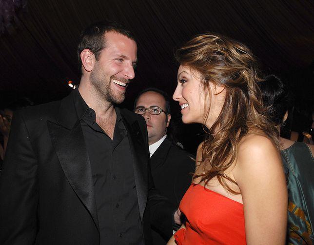 Jennifer Esposite i Bradley Cooper w styczniu 2007 roku
