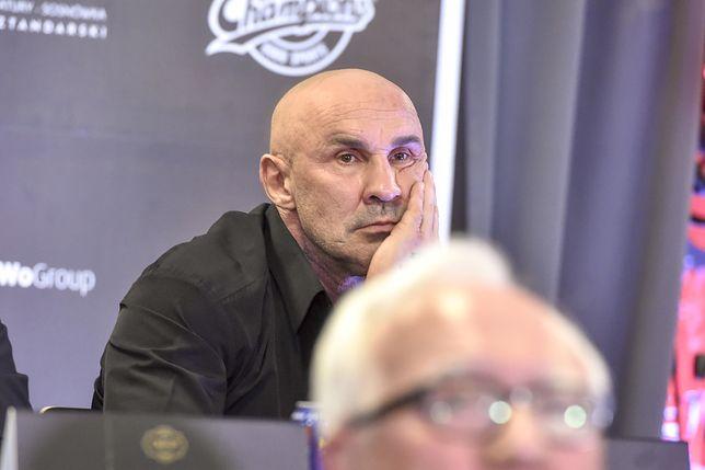 Przemysław Saleta potwierdził, że jest singlem