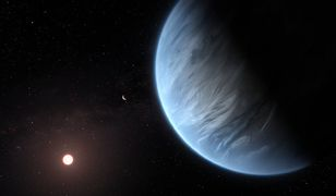 Nowa super-Ziemia. Krąży wokół czerwonego karła 36 lat świetlnych od Ziemi