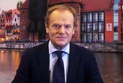Tusk i niemieckie słowa w TVP. Nawet w obozie PiS zdziwienie