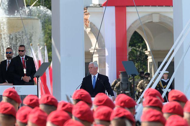 1 września. Obchody 80. rocznicy wybuchu II wojny światowej. Mike Pence: Polska to ojczyzna bohaterów