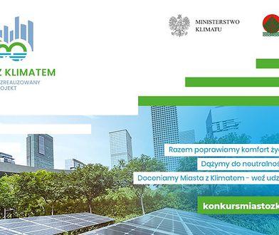 Pokaż swoje miasto – konkurs Ministerstwa Klimatu