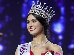 """18-letnia Kristina Stoloka została Miss Ukrainy. """"Nasz kraj jest pełen pięknych i mądrych kobiet"""""""