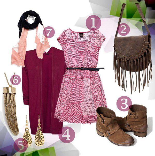 Moda na etno