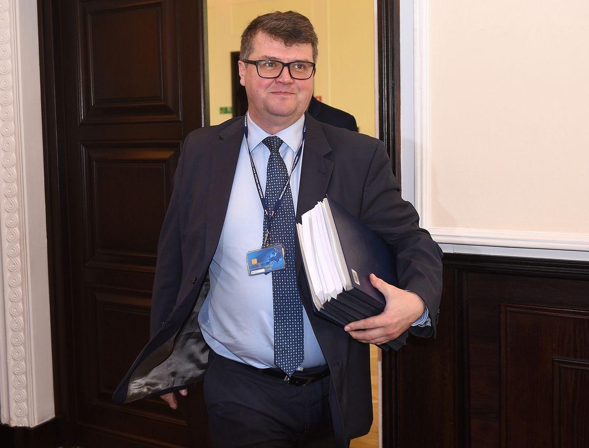 Maciej Wąsik przekonywał już wcześniej, że jego żona ma kompetencje do objęcia posady w GIS