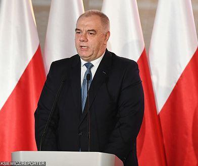 Jacek Sasin chce zjednoczenia rodzin ofiar katastrofy smoleńskiej