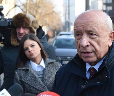 Bogdan Chazan nie zgadza się z decyzją sędziego