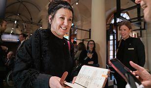 Laureatka literackiej Nagrody Nobla Olga Tokarczuk (zdj. arch.)