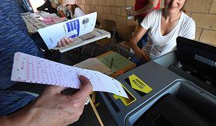 W wielu stanach głosowano za pomocą starych i psujących się maszyn