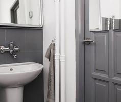 Remont łazienki za 450 złotych. Weekendowa metamorfoza