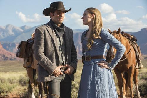 """""""Westworld"""": Zobacz, jak powstawał serial i poznaj dwie bohaterki"""