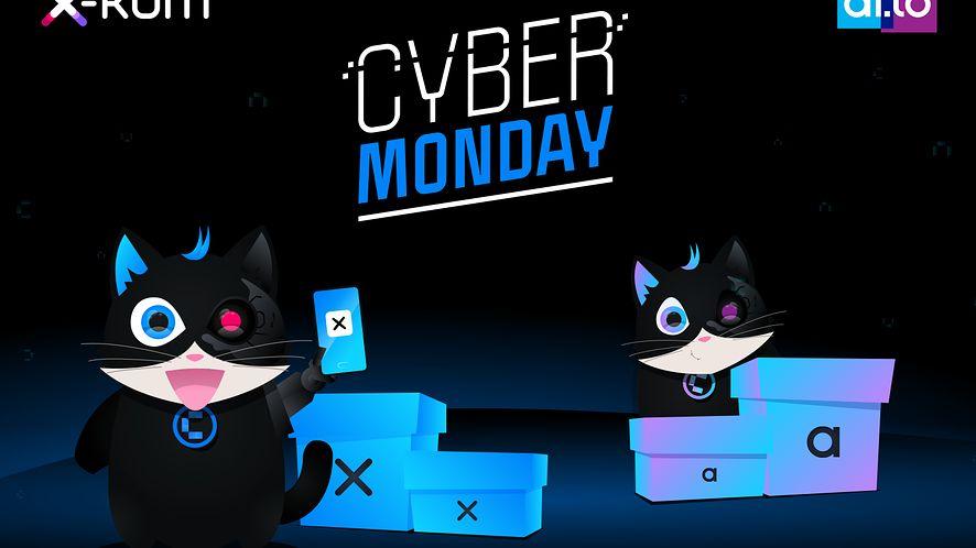 Był Black Friday, będzie i Cyber Monday. x-kom organizuje nową promocję