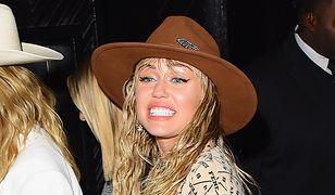 Miley Cyrus trafiła do szpitala. Jej chłopak udawał lekarza