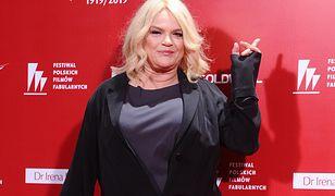 Katarzyna Figura pojawiła się na 44. Festiwalu Polskich Filmów Fabularnych w Gdyni