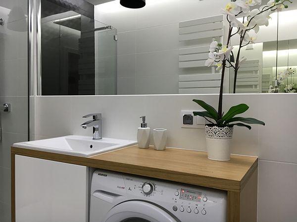 Umywalka w górę