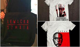 """""""Lewacka Szmata"""" jako odpowiedź na patriotyczną odzież. Powstaną koszulki z Marksem"""