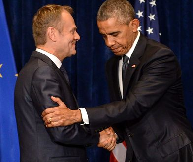 Donald Tusk i Barack Obama. Wszystko wskazuje na to, że nie spotkają się 4 czerwca 2019 w Gdańsku.