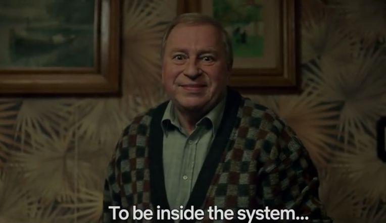 Stuhr we włoskim filmie Netflixa. Mamy zwiastun