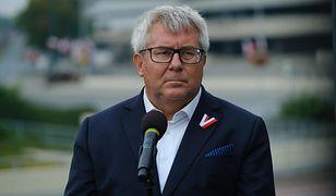 Ryszard Czarnecki z PiS skrytykował szefa MSZ Niemiec