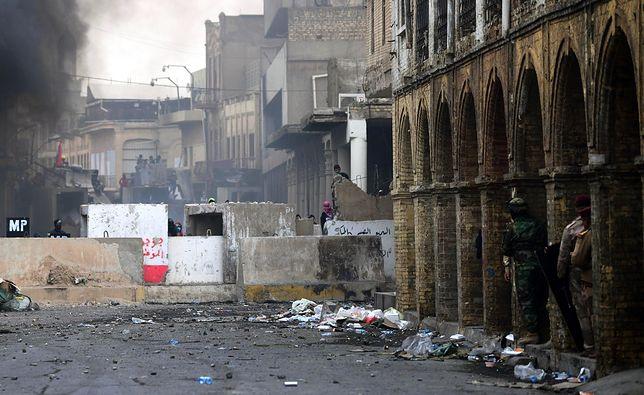 Niebezpiecznie w Iraku. Seria eksplozji w Bagdadzie