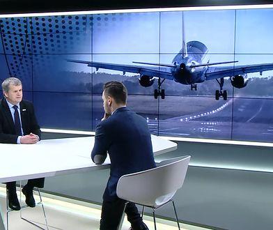 """Spór w Polskich Portach Lotniczych. Prezes o """"kuriozalnym"""" żądaniu"""