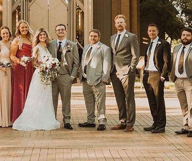 Para młoda zaprosiła obcych ludzi na ślub. Nie chcieli czekać