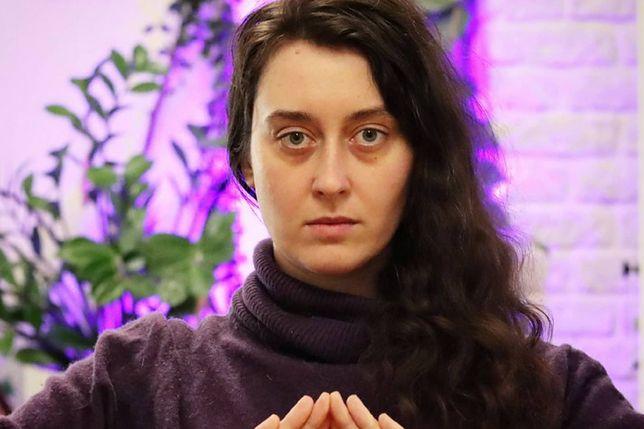 Kaya Szulczewska zrelacjonowała pogrzeb swojego ojca