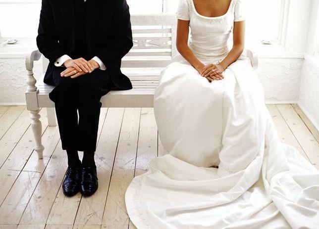Ślub po 32. roku życia wiąże się z ryzykiem rozwodu
