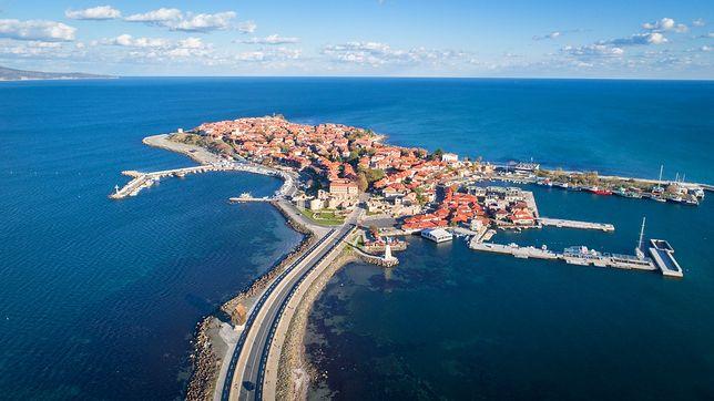 Nesebyr, położony kilka km od Słonecznego Brzegu, należy do najstarszych miasteczek w Europie