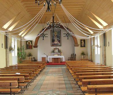 Proboszcz parafii w Szczecinie ostrzegł wiernych