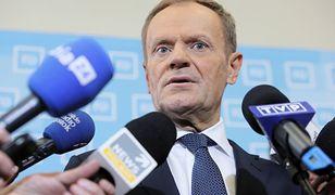 Donald Tusk o Lechu Kaczyńskim. Jarosław Sellin odpowiada
