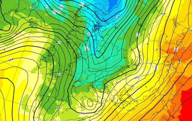 """Wiosna powinna być 3 tygodnie temu. Niestety, znowu mamy """"blokadę ciepłego powietrza"""""""