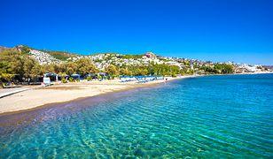Wybrzeże Egejskie kusi piaszczystymi plażami okolic Bodrum