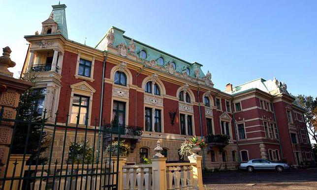 Śląskie. Pięć lokalizacji walczy o tytuł Śląskiej Lokacji Filmowej 2021. W tym gronie jest pałac Dietla w Sosnowcu.
