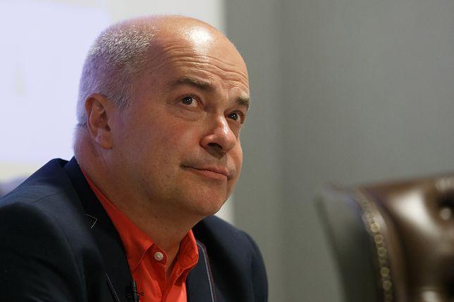 Tomasz Zimoch wybrany z okręgu łódzkiego. Trzeba do niego jeździć do Warszawy