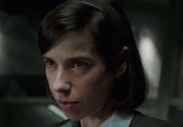 """Sally Hawkins jako Eliza Esposito w filmie """"Kształt wody"""""""