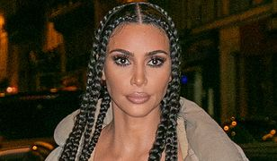 Kim Kardashian w bikini. Internauci mają poważne zastrzeżenia
