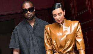 Kim Kardashian płakała podczas spotkania z Kanyem