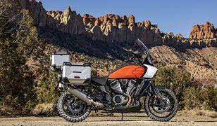 W styczniu Harley-Davidson zaprezentuje nowości na 2021 r. Na czele Pan America