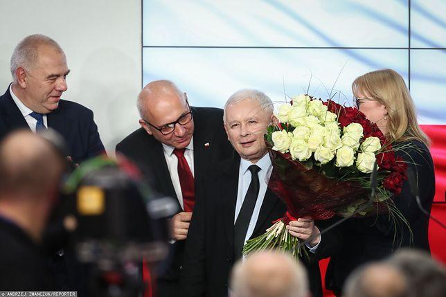 PiS z większością w Sejmie