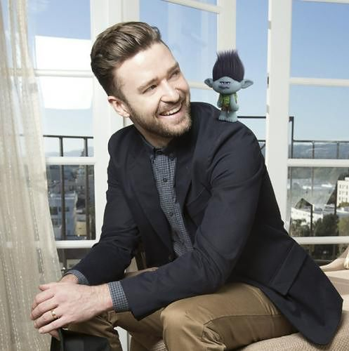 Justin Timberlake fot. Imperial-Cinepix