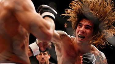 Clay Guida nie pojawił się w UFC 2009: Undisputed bo ma za dużo włosów